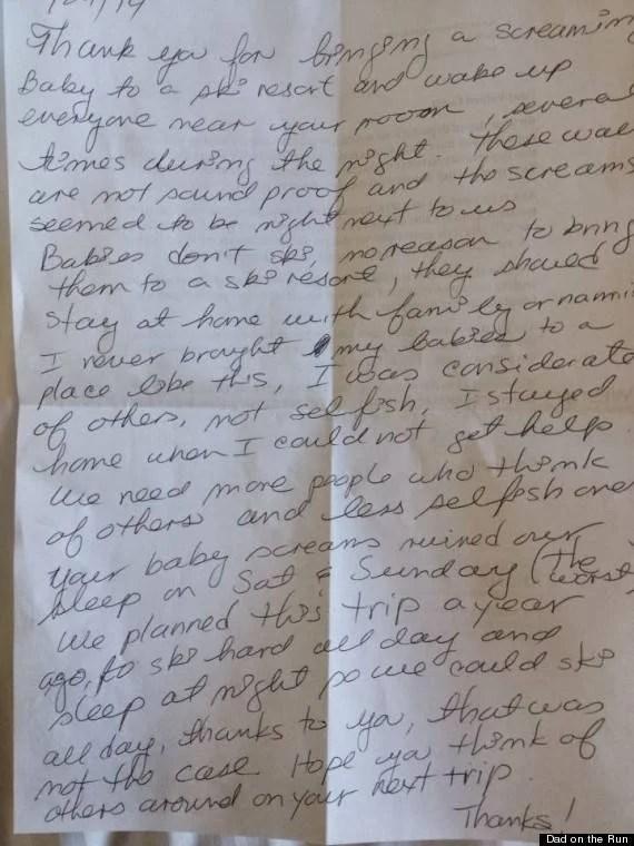 lettera anonima