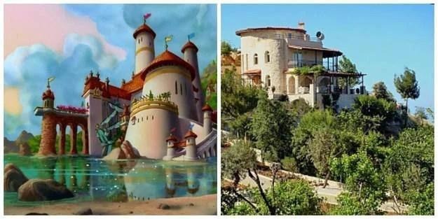 castello principe eric