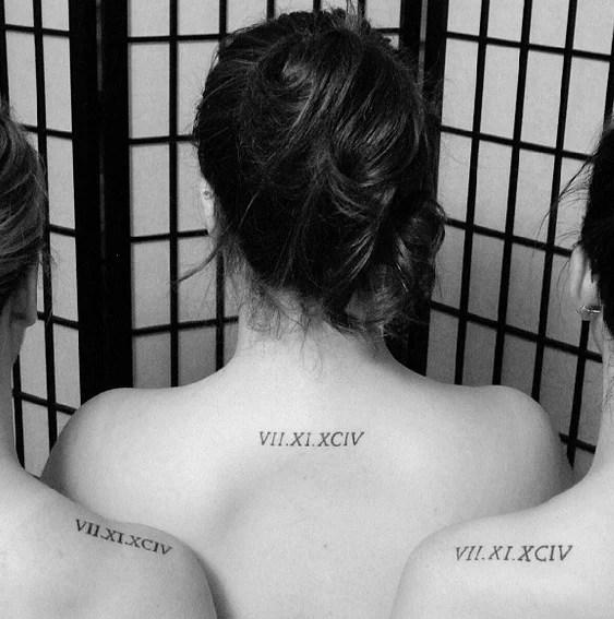 scritte tatuaggi