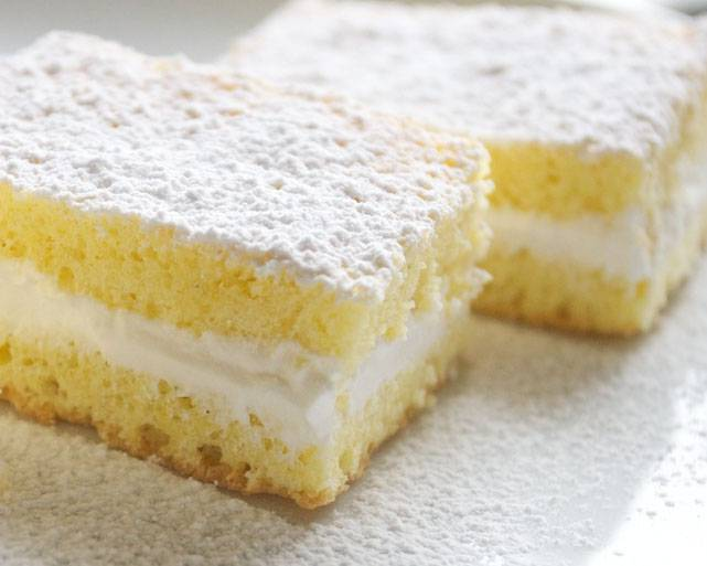 Fette Torta paradiso