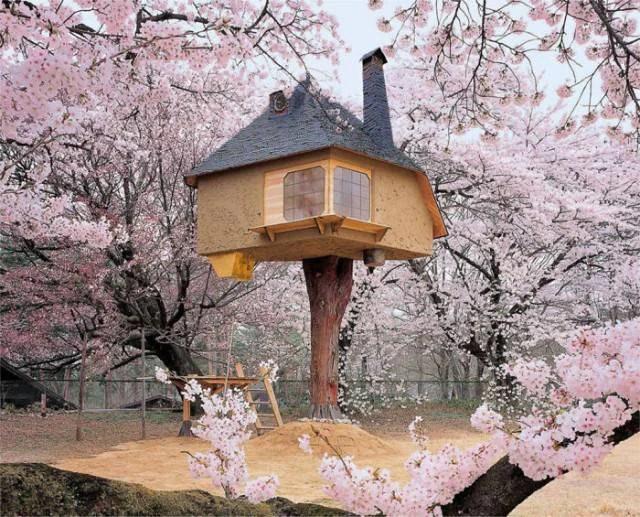 casa di legno a hokuto giappone
