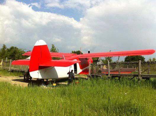 parco giochi aereo