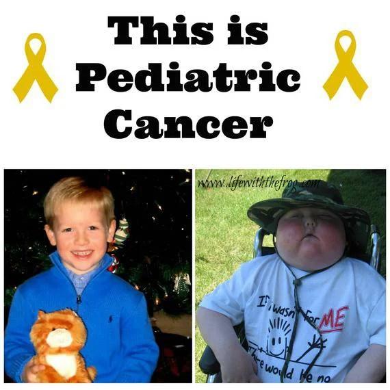 foto bimbo prima e dopo cancro