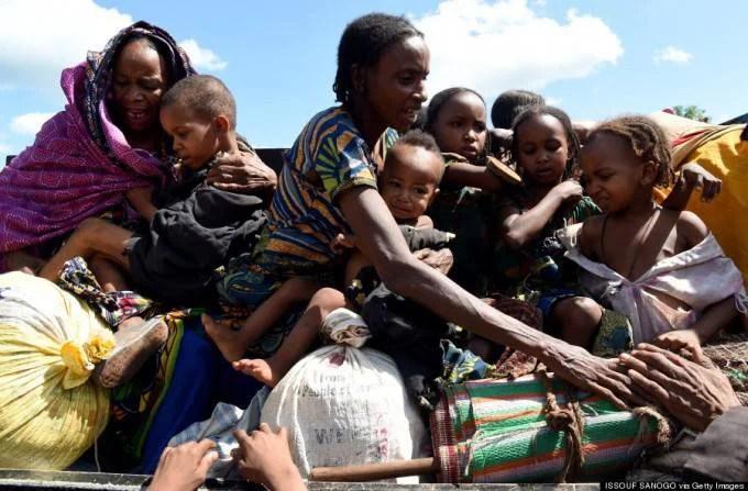 rifugiati in africa