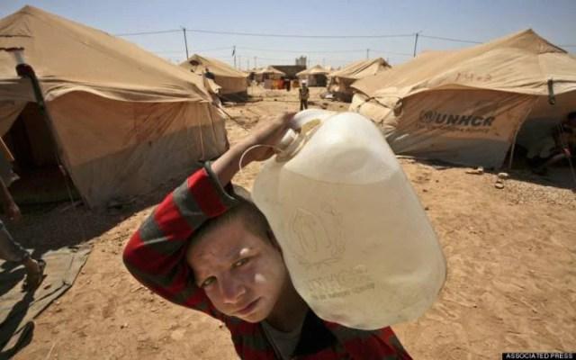 rifugiato siriano