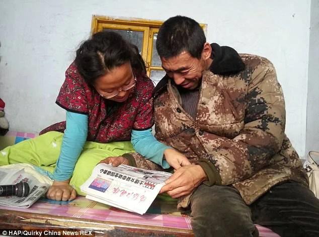 coppia cinese
