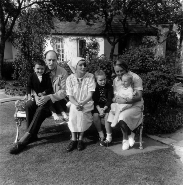 roald dahl e famiglia