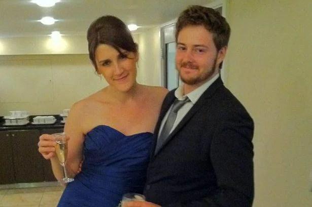 Hayley-Haynes e marito