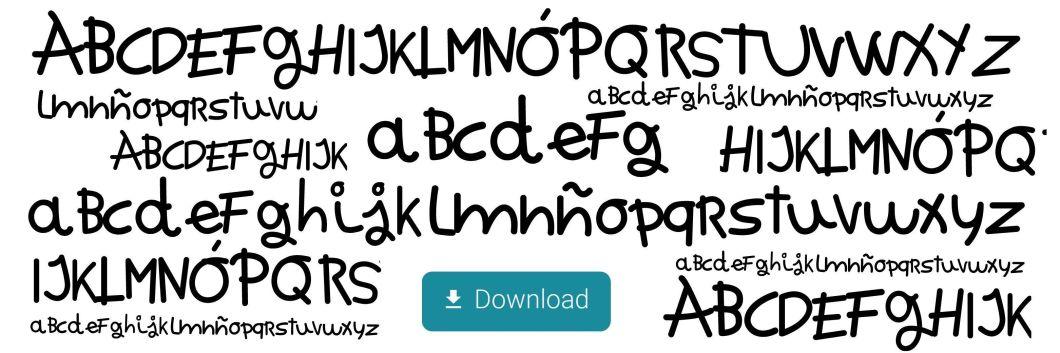 Anna, tipografía para sensibilizar