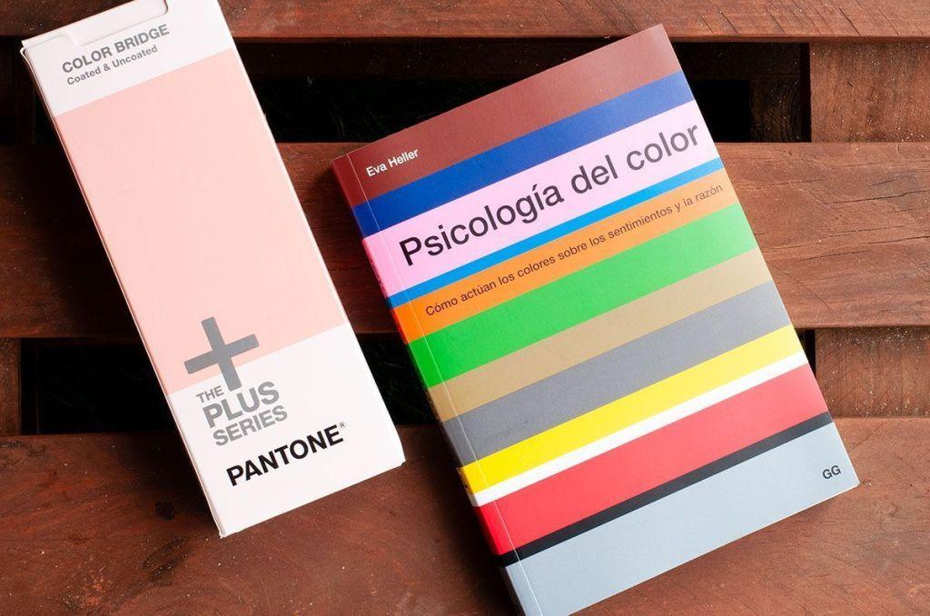 Psicología del color de Eva Heller