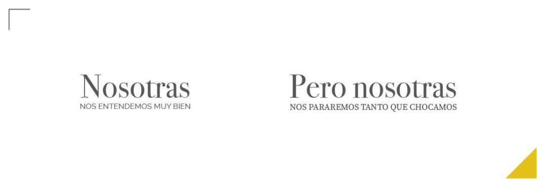 Errores tipográficos, combinar fuentes