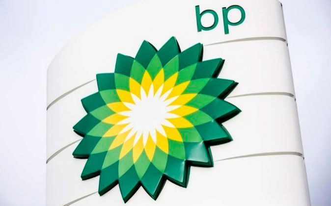logo BP, armonía análoga
