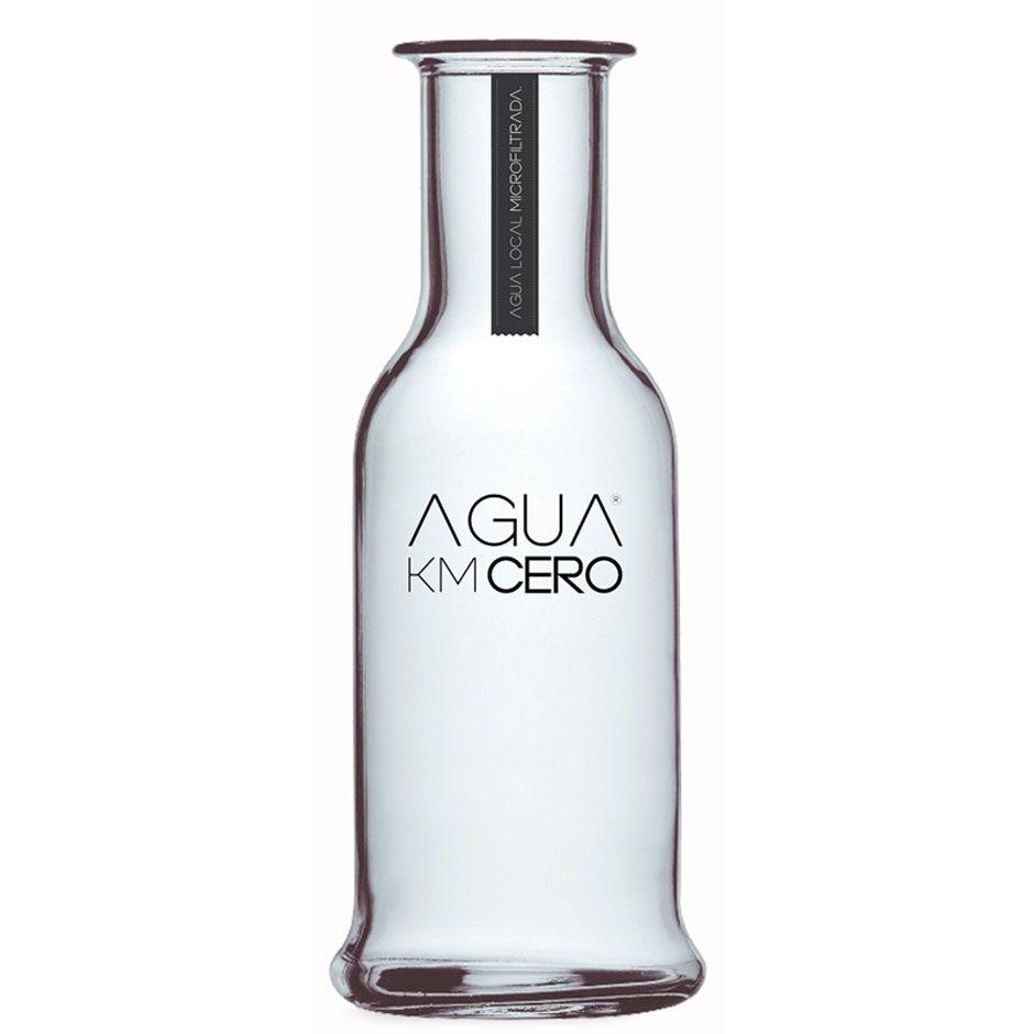 Botella agua Km Cero
