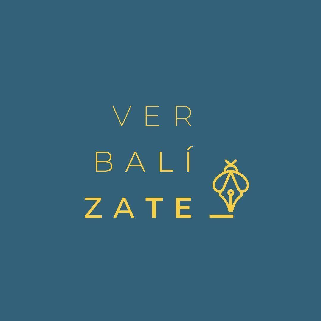 Logomarca secundaria Verbalízate