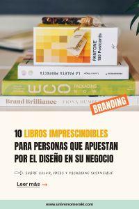 10 libros sobre diseño gráfico para personas que apuestan por el diseño en su negocio