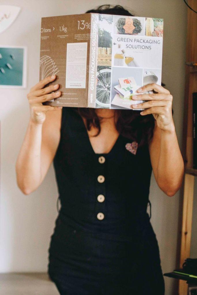 Green packaging solutions, un libro sobre packaging sostenible para diseñadores y empresas responsables
