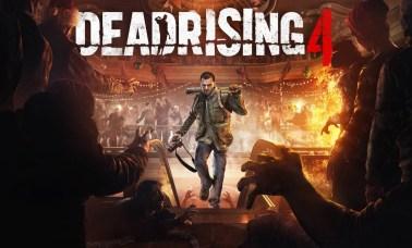 """Dead Rising 4 - Resultado do Concurso Cultural """"NERDdeFérias!"""""""