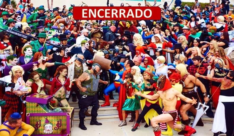 Concurso Cultural Carnaval NERD & GEEK