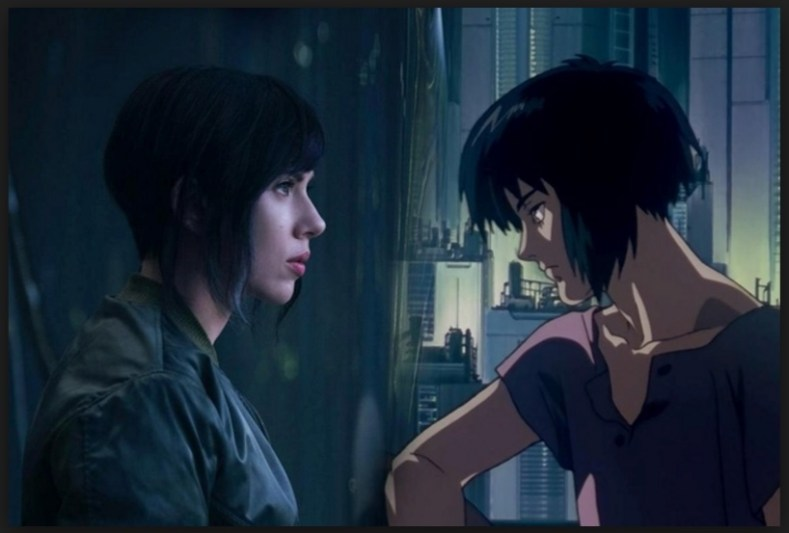 scarlett x kusanagi - Ghost In The Shell: O Vigilante Do Amanhã Vs Major Motoko Kusanagi