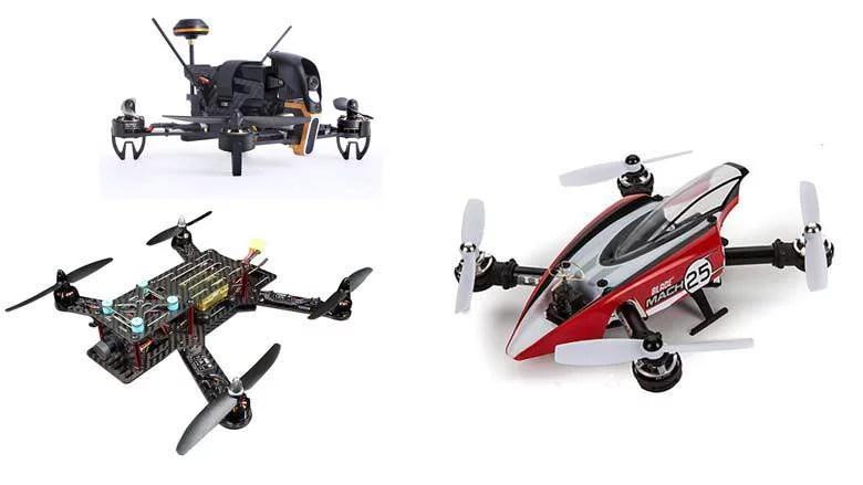 drones - BGC 2017: A Área Drone Racing