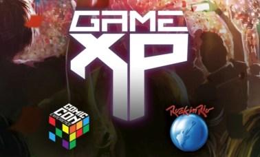 """game xp capa - Game XP: Está Chegando A """"E3 Brazuca""""?"""