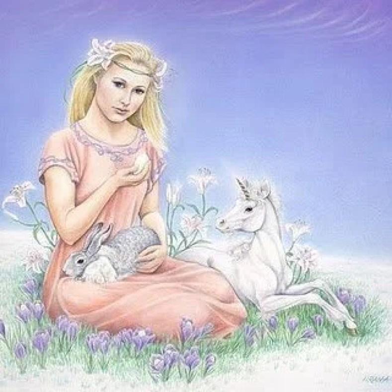 ostara deusa fertilidade primavera - Visão NERD: A Origem E Significados Da Páscoa!