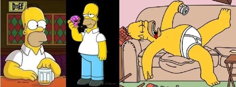"""HOMER 300x111 - Os Simpsons De """"A"""" À """"Z"""": Uma Breve Introdução, Personagens Principais E Curiosidades"""