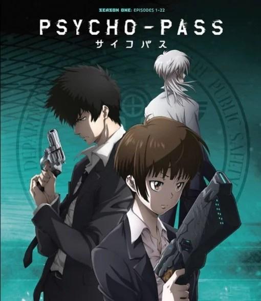 """capa 1 - Spoiler ao Molho Contexto: A Justiça """"Verdadeira"""" Em Psycho-Pass 1x1"""