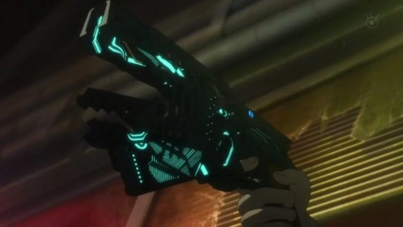 """modo eliminador - Spoiler ao Molho Contexto: A Justiça """"Verdadeira"""" Em Psycho-Pass 1x1"""