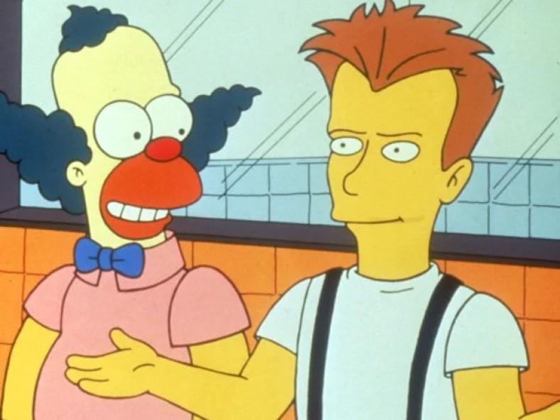 """the simpsons sting 300x225 - Os Simpsons de """"A"""" À """"Z"""": Paródias De Filmes, Personalidades Famosas, Personagens E Curiosidades (Parte 6)"""