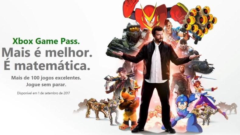 xbox game pass figura 1 - Xbox Game Pass Chega Aos Gamers Brasileiros