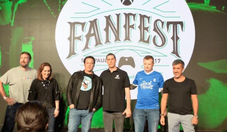 Nossa Visão Da Primeira Xbox FanFest No Brasil
