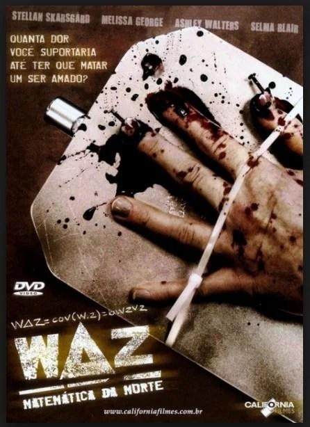 Capa WAZ - Spoiler Ao Molho Contexto: O Sacrifício Em Prol Do Outro Em WAZ - Matemática Da Morte