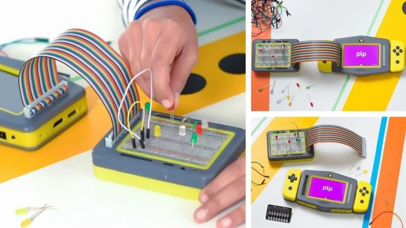 curious chip figura2 - Monte Seu Próprio Portátil No Estilo Nintendo Switch Com Um Kit Da Curious Chip