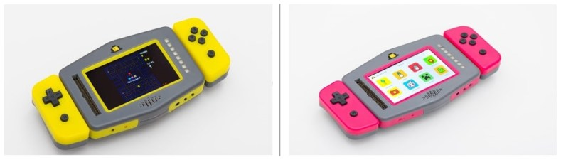 curious chip figura3 - Monte Seu Próprio Portátil No Estilo Nintendo Switch Com Um Kit Da Curious Chip