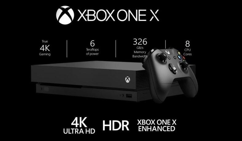 Xbox One X É A Aposta Certa?