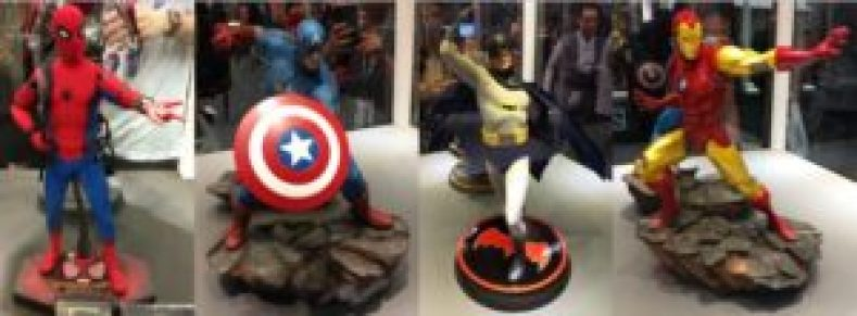 action figures 300x111 - CCXP 2017: O Evento Mais Geek Do Ano!