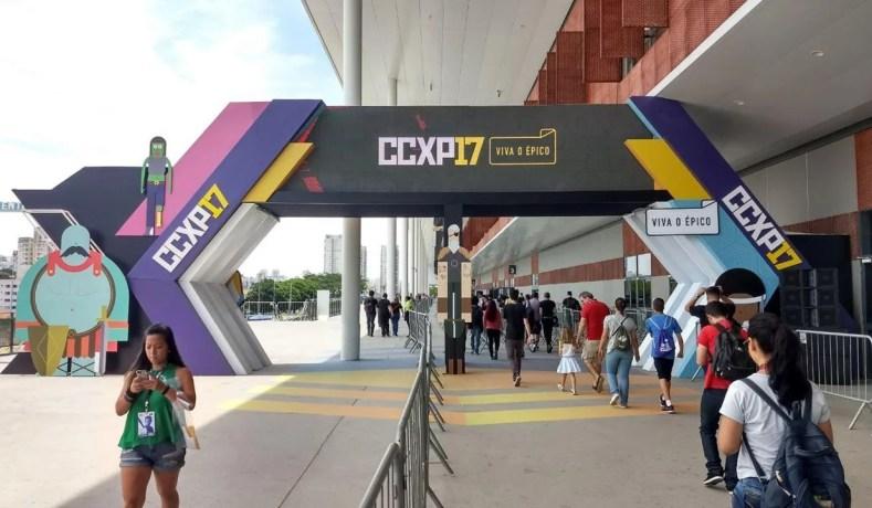 CCXP 2017: O Evento Mais Geek Do Ano!