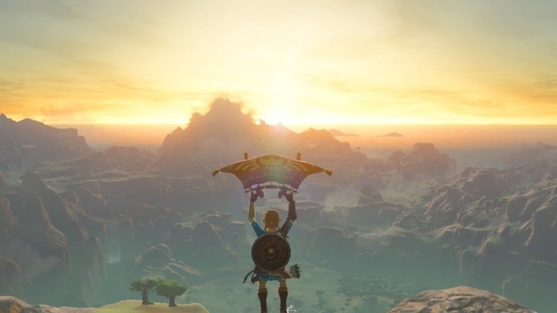 legend of zelda breath of the wild 1 - Zelda Breath Of The Wild: O GOTY De 2017 É Um Verdadeiro Deleite Para As Férias!
