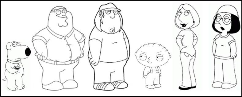 """Figura3 - Uma Família Da Pesada De """"A"""" À """"Z"""" (Parte 1): Origem, Personagens E Curiosidades"""