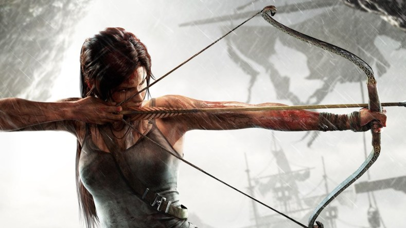 reboot rise of the tomb rider - As Fases De Uma Velha IP No Universo Gamer