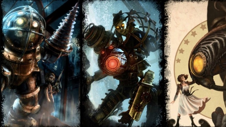 remaster bioshock collection - As Fases De Uma Velha IP No Universo Gamer