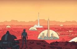 Surviving Mars - Sobrevivendo A Marte Primeiro No Mundo Virtual