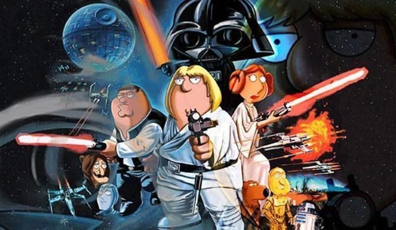 """Uma Família Da Pesada De """"A"""" À """"Z"""" (Parte Final): Paródias, Personagens, Star Wars E Curiosidades"""