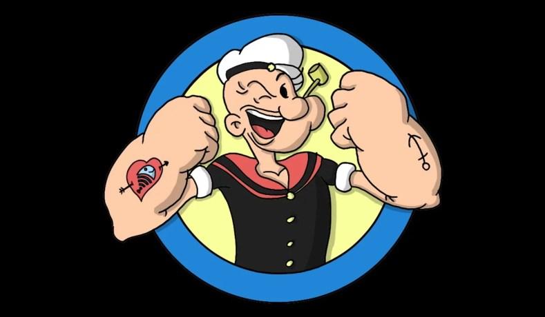 A Verdadeira História Do Marinheiro Popeye