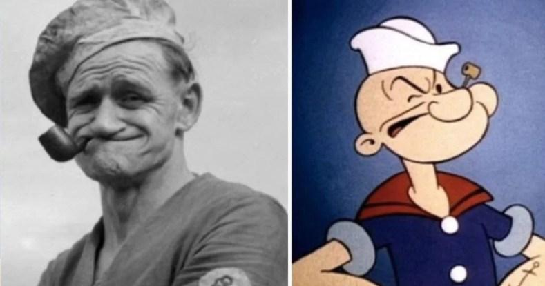 Figura3 1 - A Verdadeira História Do Marinheiro Popeye