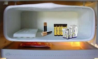 pilhas baterias congelador 1 - Pilhas E Baterias Na Presença De Baixa Temperatura Recarregam Mesmo?