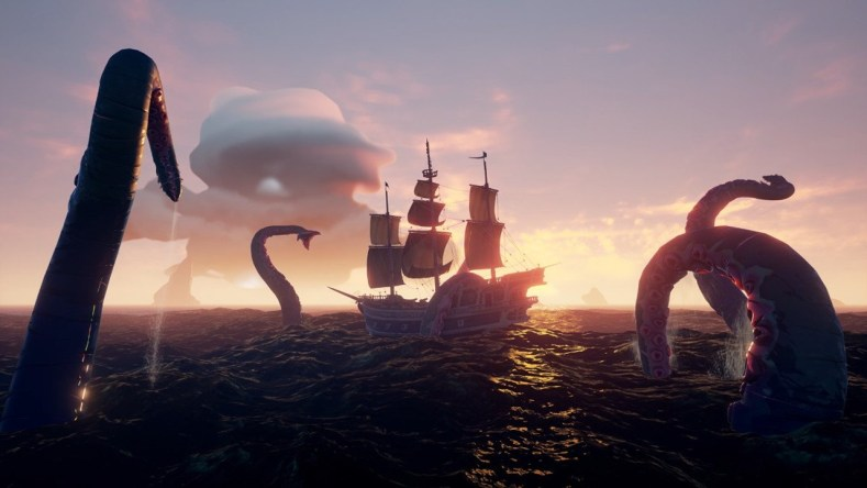 sea of thieves kraken - Sea Of Thieves: Guia Básico Para Iniciantes