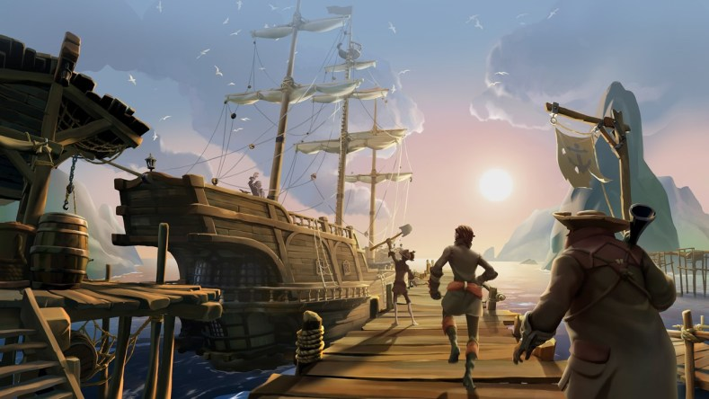 sea of thieves outpost - Sea Of Thieves: Guia Básico Para Iniciantes