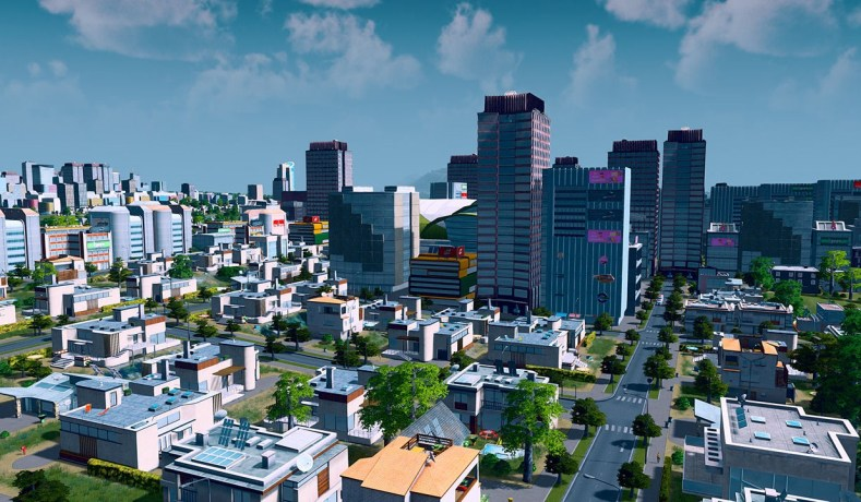 Cities: Skylines, A Cidade Na Medida Do Controle